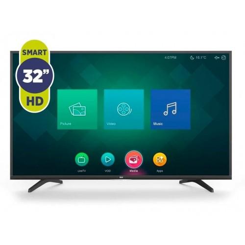"SMART TV 32"" HD BGH B3218H5 SMART"
