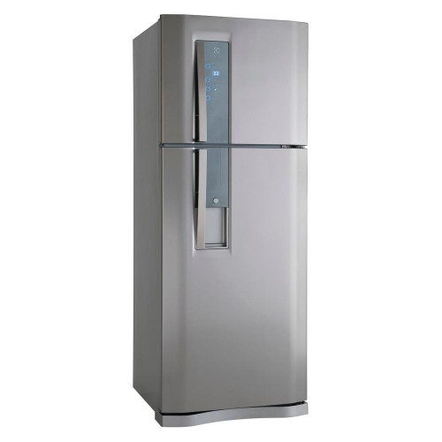 HELADERA NO FROST ELECTROLUX DXW51 INOX 424 LTS.