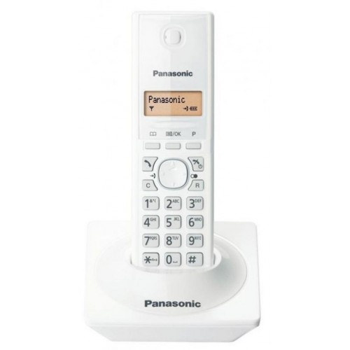 TELEFONO INALAMBRICO PANASONIC KX-TG1711AGW