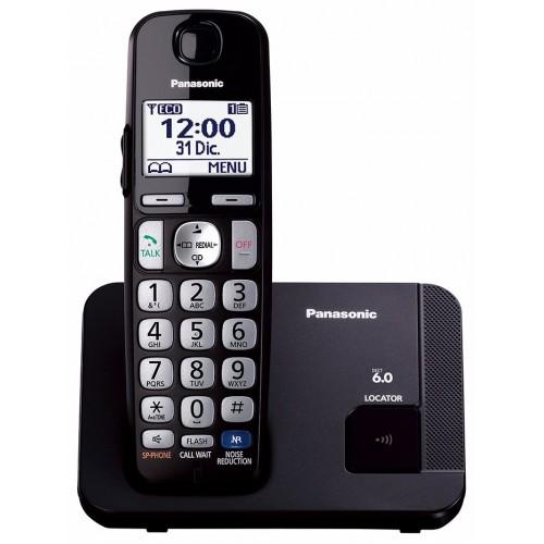 TELEFONO INALAMBRICO PANASONIC KX TGE210AGB